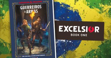 D&D 5ª Edição no Brasil: Guerreiros & Armas