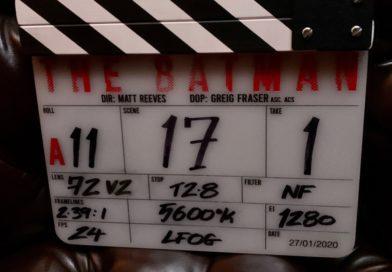 The Batman: Início das Filmagens é Oficializado