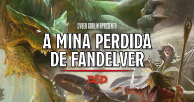 RPG de Mesa: A Mina Perdida de Fandelver