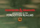Magic The Gathering: Edição Ambientada em Forgotten Realms anunciada para 2021!